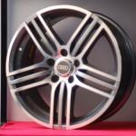 Cerchi A1 16 Audi a 5 Razze Tecno TK3