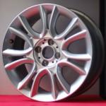Cerchi Delta 16 Originali Lancia Silver (Singolo)