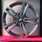 """CERCHIO IN LEGA GMP REVEN DA 18"""" BMW"""