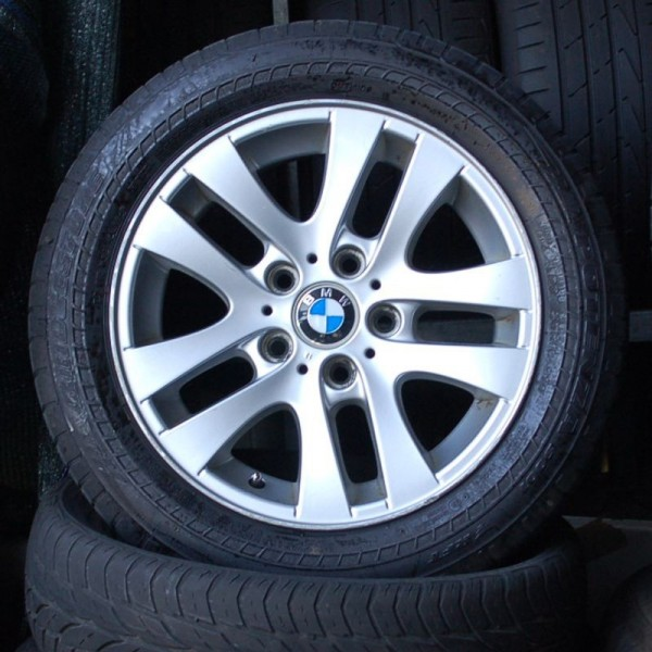 KIT CERCHI E PNEUMATICI BRIDGESTONE RFT 16 ORIGINALI BMW