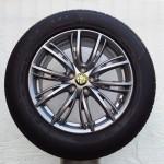 Cerchi Stelvio 18 Originali Alfa Romeo Lusso e Pneumatici Michelin CrossClimate 235 60