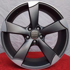 Cerchi A4 17 Rotor Audi a 5 Razze