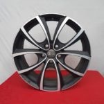 Cerchi OZ MSW 27 18 Audi A1 Matt Dark Titanium Full Polished