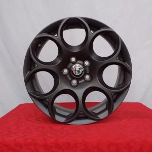 Cerchi Giulia 17 Originali Alfa Romeo a 7 Fori Bruniti