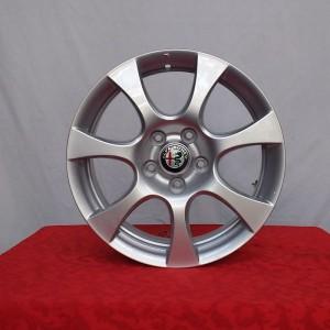 Cerchi Giulietta 16 Originali Alfa Romeo Silver
