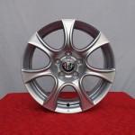 Cerchi Giulietta 16 Originali Alfa Romeo a 7 Raggi