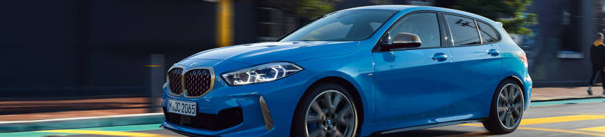 Cerchi in lega e Gomme BMW Serie 1