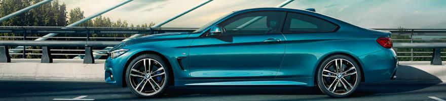 Cerchi in lega e Gomme BMW Serie 4