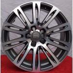 Cerchi in lega Audi Q5 20 Antracite Diamantato