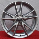 Cerchi Audi Q2 – A3 18 Originali Silver