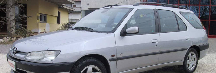 Cerchi in Lega Peugeot 306