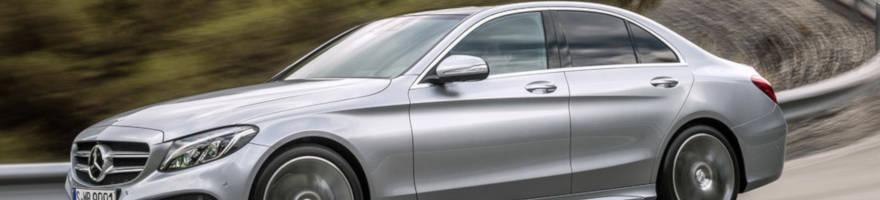 Cerchi in lega e Gomme Mercedes Classe C