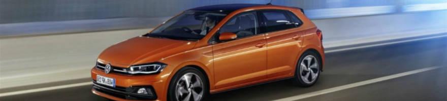 Cerchi in lega e Gomme Volkswagen Polo