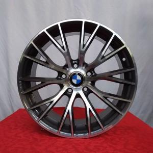 Cerchi in lega BMW Serie 1 da 18 pollici Mak Munchen