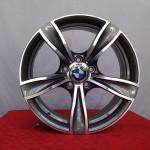 Cerchi Serie 3 18 Millemiglia BMW Antracite Diamantato