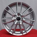 Cerchi Mini Cooper 18 MAK JACKIE WS4X Silver