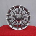 Cerchi 500L 16 Originali Fiat Silver