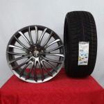 Kit Cerchi Giulietta Alfa Gomme Bridgestone Blizzak
