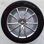 Cerchi Stelvio 19 Originali Alfa Romeo Veloce e Pneumatici Hankook