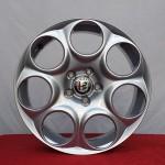 Cerchi Giulietta 17 Originali Alfa Romeo a 7 Fori Silver