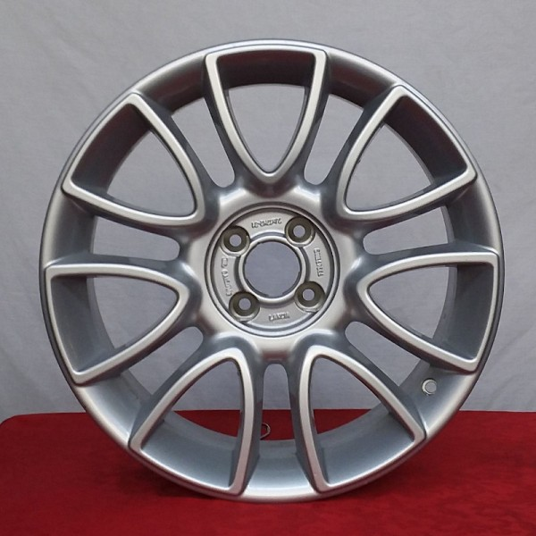 Cerchi Delta 17 Originali Lancia Silver