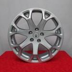 Cerchi Gran Turismo 19 Originali Maserati Silver
