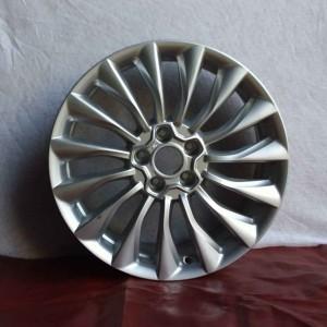 Cerchi 500X 18 Originali Fiat Silver