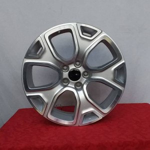 Cerchi Renegade 18 Originali Mopar Jeep Silver Diamantati