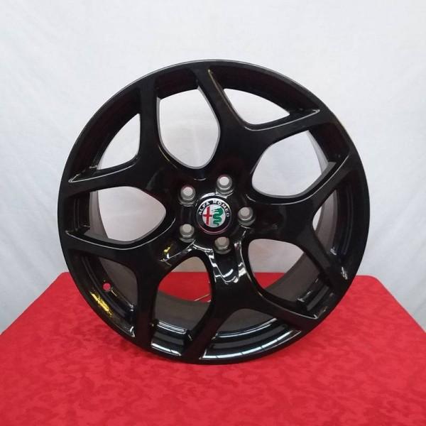 Cerchi in lega Alfa Romeo Stelvio 18 Originali Alfa Romeo Design Antracite Scuro