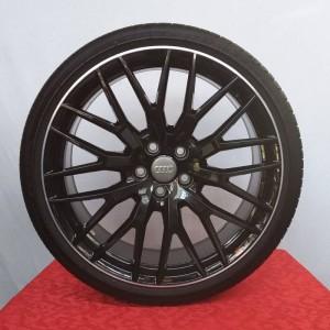 Cerchi TT - R8 20 Originali Audi con Pneumatici Pirelli PZero 255 30