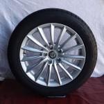Cerchi Giulia 17 Originali Alfa Romeo e Pneumatici Michelin Alpin5 225 50