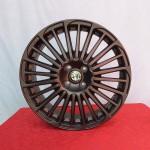 Cerchi Mito 17 Originali Alfa Romeo Antracite