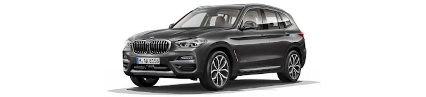 Cerchi in lega e Gomme BMW X3