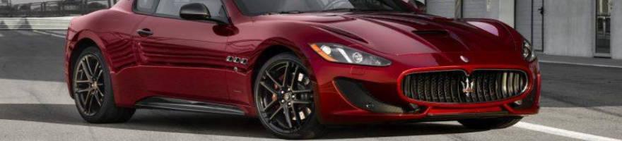 Cerchi in lega Maserati GranTurismo