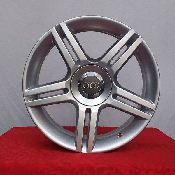 Cerchi A4 18 Audi Silver