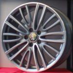 Cerchi Giulia Doppia Misura 8-9 da 18 Alfa Romeo a Raggi