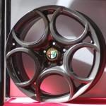 Cerchi 18 Alfa Romeo Originale 5 Fori e Pneumatici Pirelli P7 Cinturato