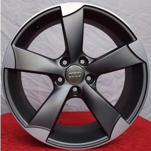 Cerchi Audi A5 19 Replica Rotor Antracite Diamantato
