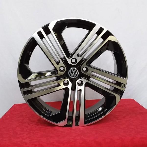 Cerchi Golf 17 Volkswagen Nero Lucido Made in Italy