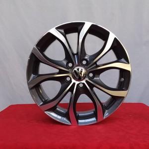 Cerchi Volkswagen Polo 15 Fig.100 Antracite Diamantato