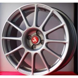 Cerchi 500 Abarth Brembo 17 Originali Fiat Titanio e Pneumatici Nexen Nfera SU1