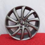 Cerchi Giulietta 17 Originali Alfa Romeo a Turbina Antracite