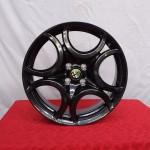 Cerchi Mito 17 Originali Alfa Romeo 5 Fori Antracite