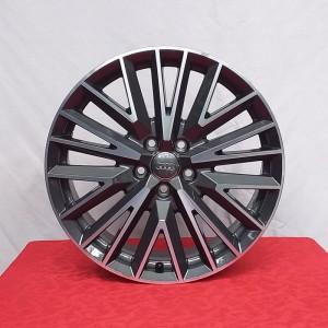 Cerchi Audi Q3 19 Originali Antracite Diamantato