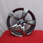 Cerchi BMW Serie 1 17 Mak Tornado Brimetal