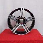 Cerchi A5 19 Audi Nero Diamantato