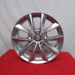 Cerchi Stelvio 17 Originali Alfa Romeo Silver