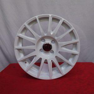 Cerchi Fiat Grande Punto 16 Fondmetal Bianco