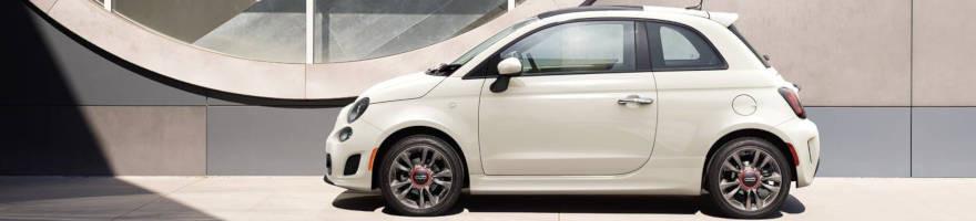Cerchi in Lega Fiat 500