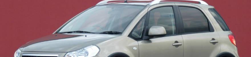 Cerchi in Lega Fiat Sedici